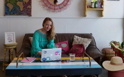 Folge 18 – Im Gespräch mit Jenny – Digitale Nomadin & Community Gründerin